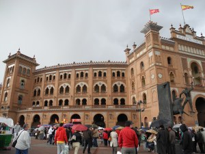 bull fight stadium