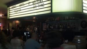 inside 2nd floor bar