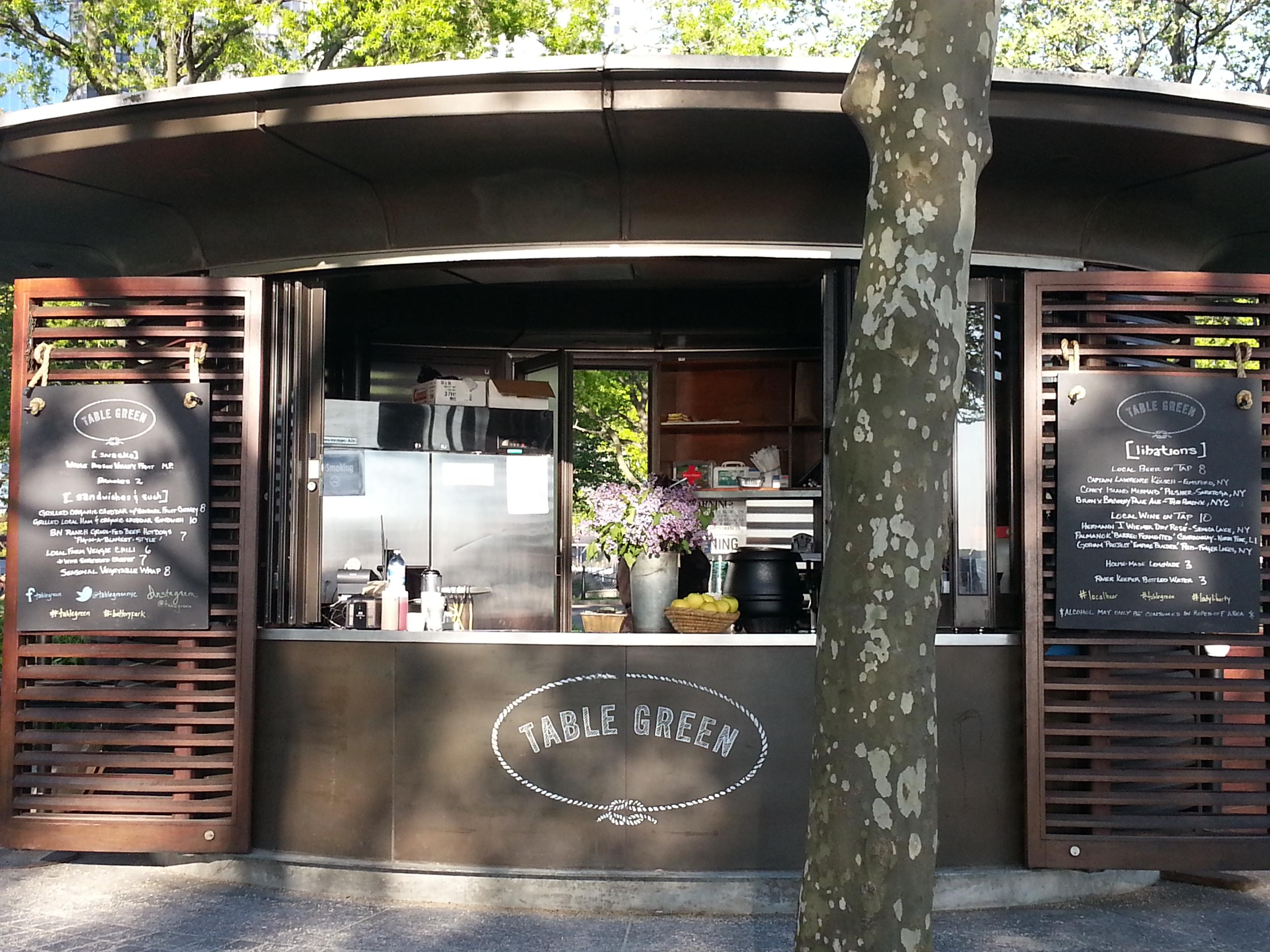 A Little Taste Cafe Nyc