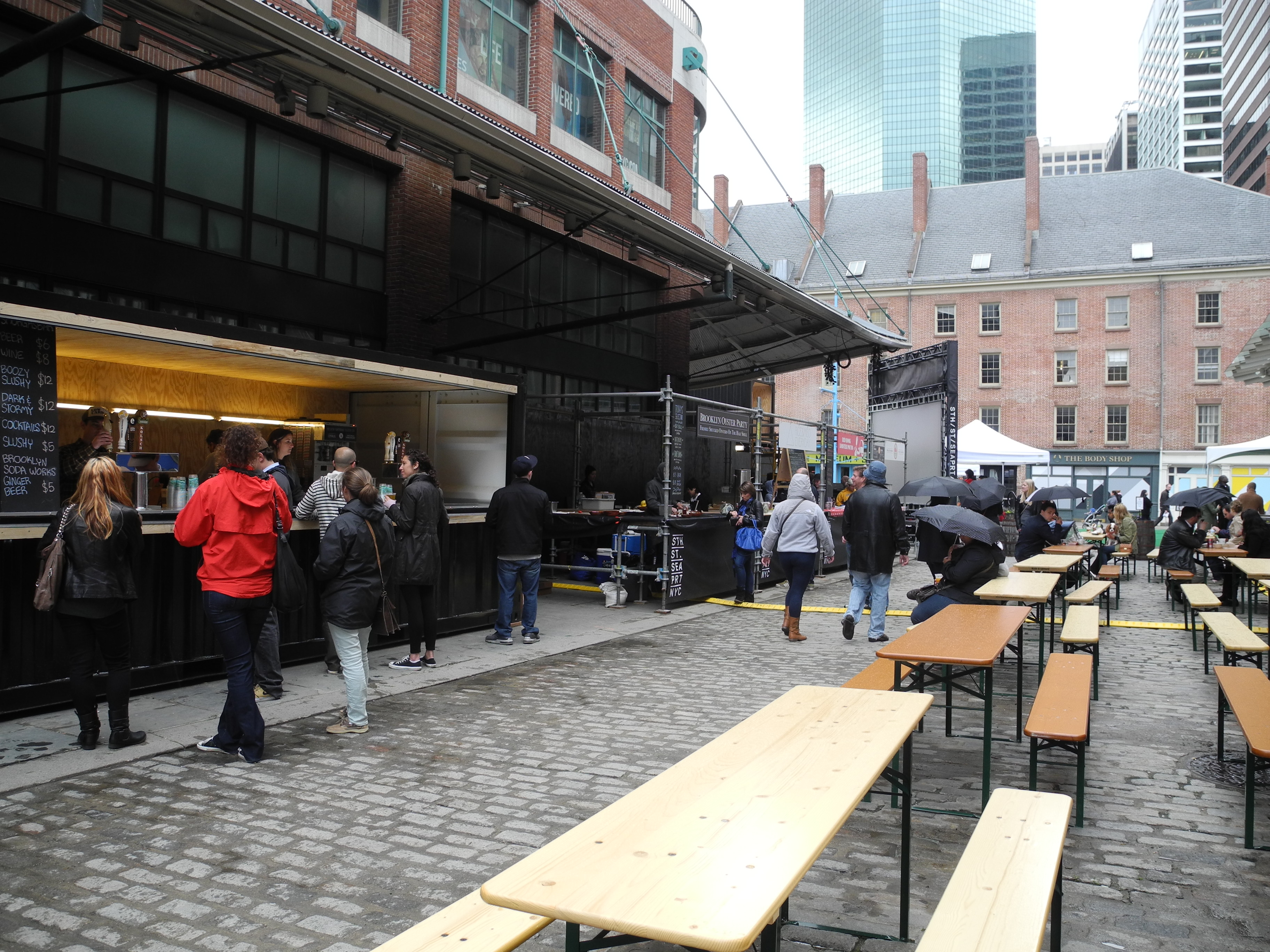 South Street Seaport Revival Little Big Things In Nyc